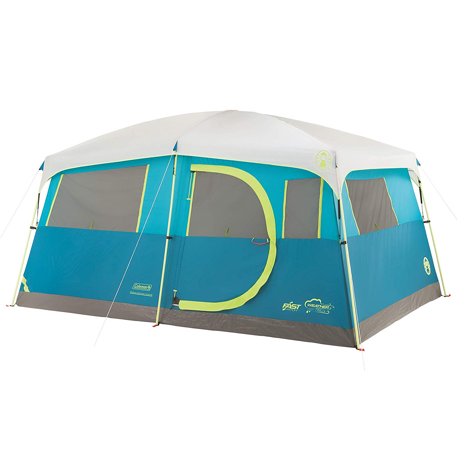Coleman 8-Person Camping Tent with Built-in Closet