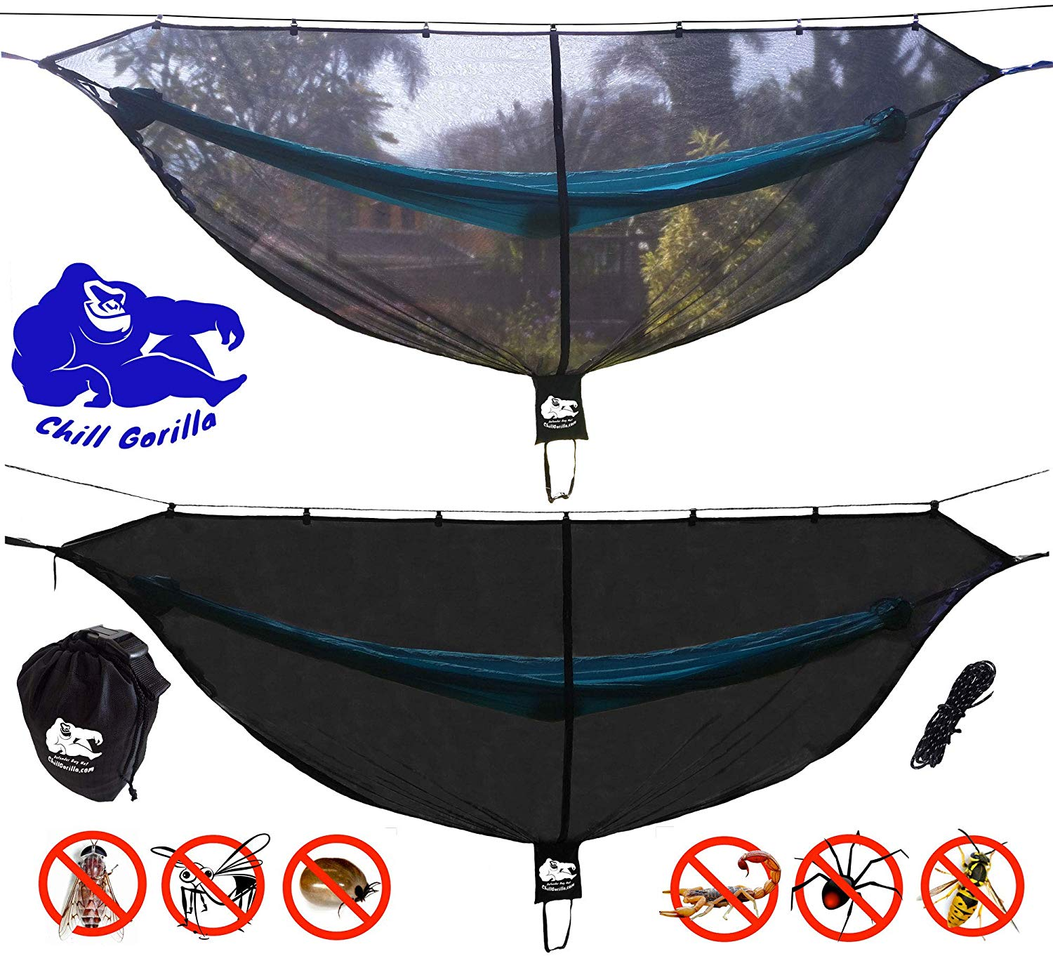 Top 10 Best Bug Net For Hammock Camping 2020 Reviews 7