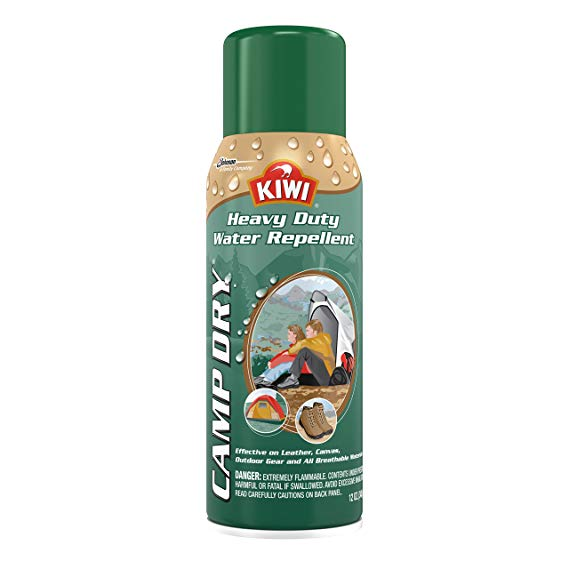 kiwi heavy duty water repellant spray