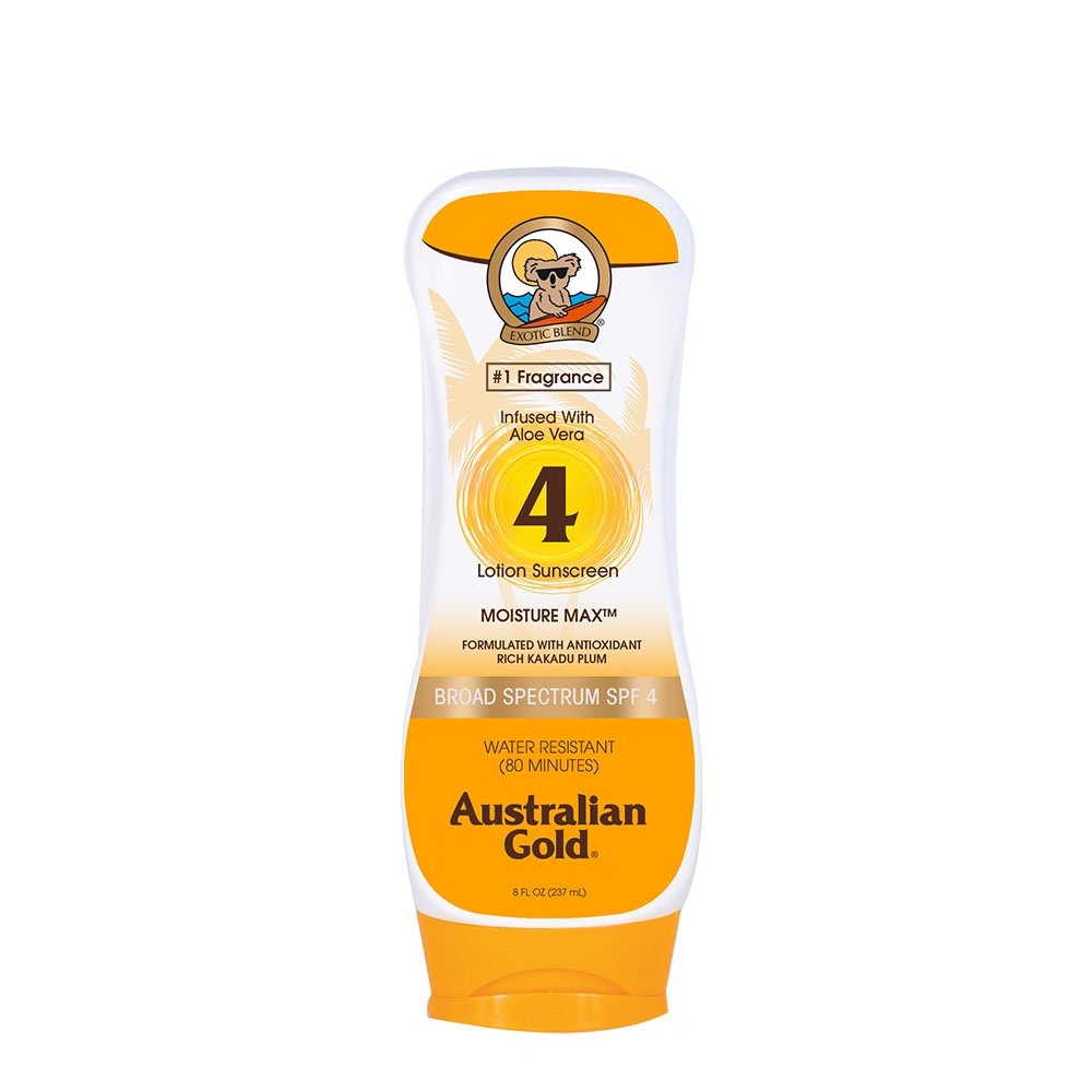 Australian Gold Sunscreen Tanning Lotion