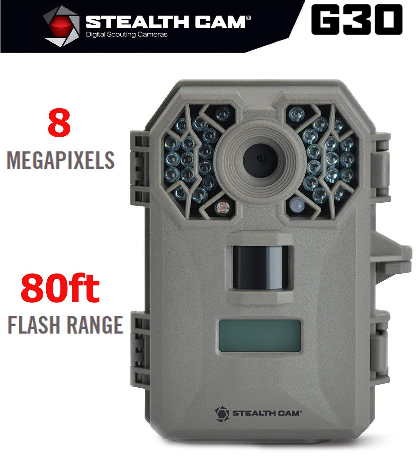 Stealth Cam 8MP 30IR Game Camera | Best trail camera 2019
