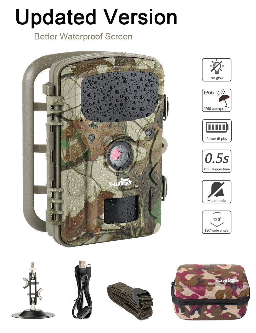 X-Lounger Game Best budget Trail Camera under 100