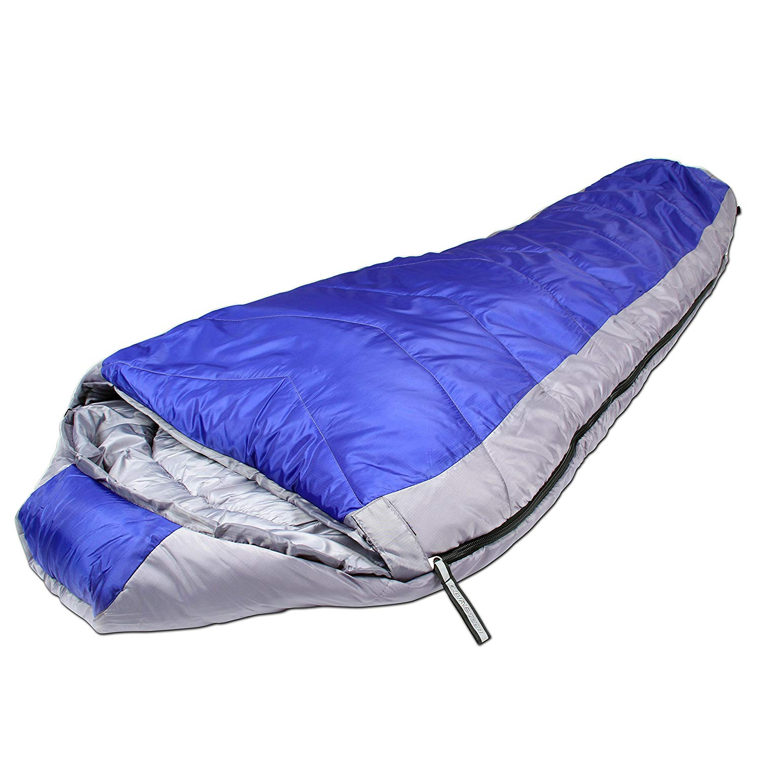 Northstar Tactical Coretech Sleeping Bag, Blue, Best Backpacking Sleeping Bags under 100
