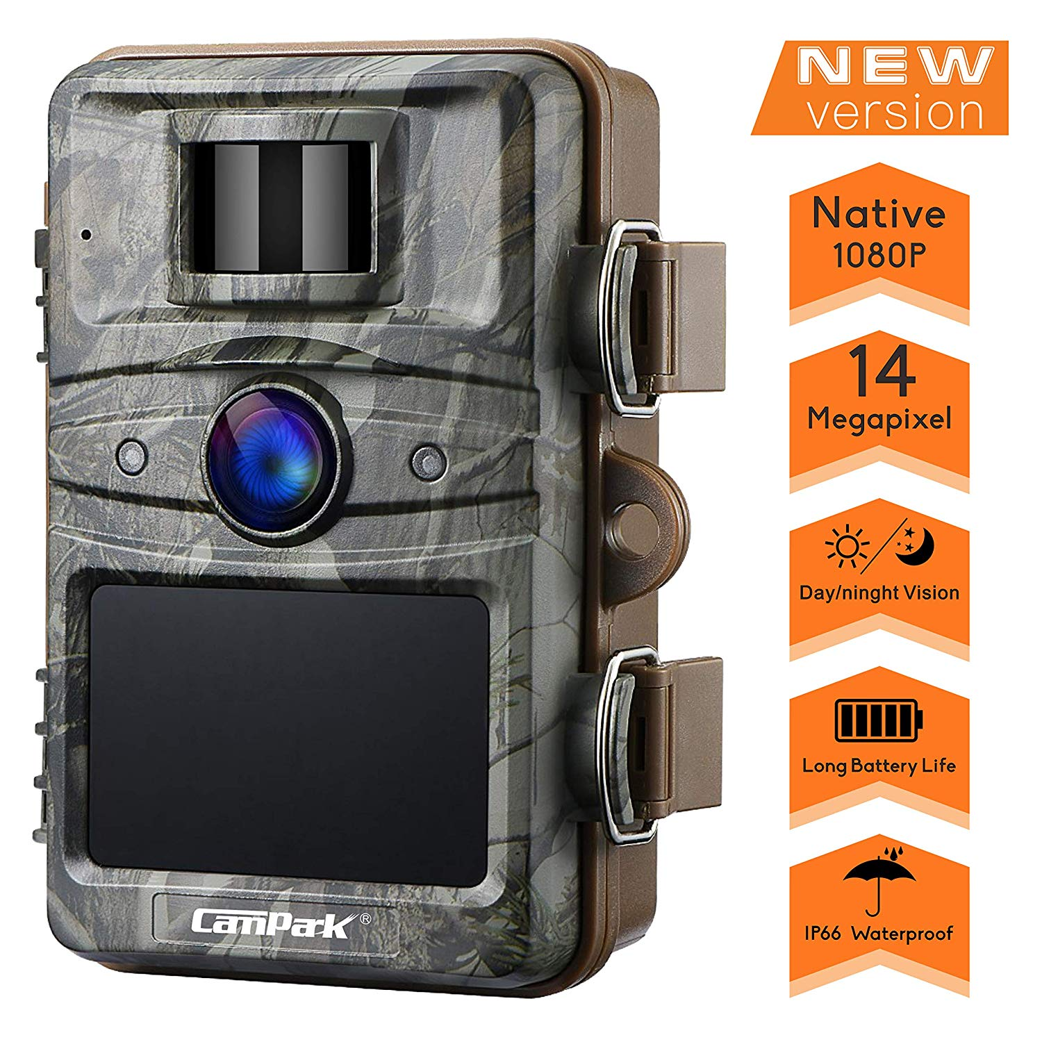 Top 10 Best Trail Cameras Under 100 Dollars 2021 Reviews 9