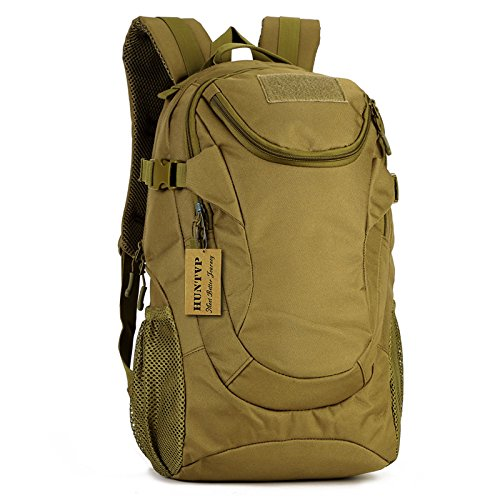 SUNVP Protector Plus Military Molle Backpack, 25L - Coyote Brown