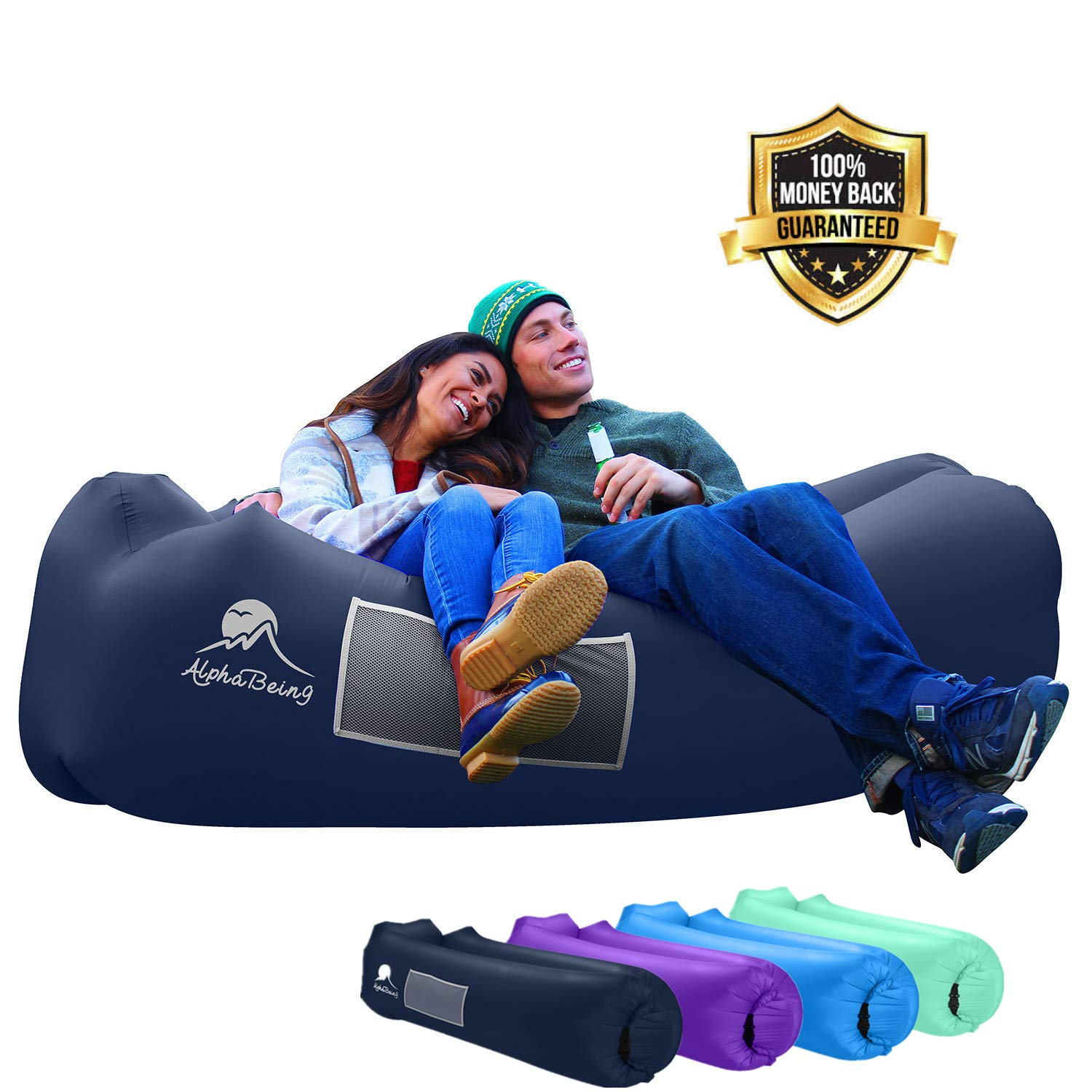 Top 10 Best Inflatable Lounger For Camping 2021 Reviews 4