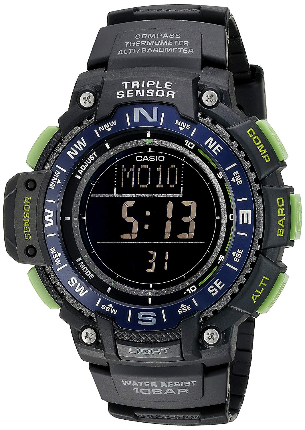 Top 10 Best Hiking Watches Under 100 Dollars in 2020 Reviews 1