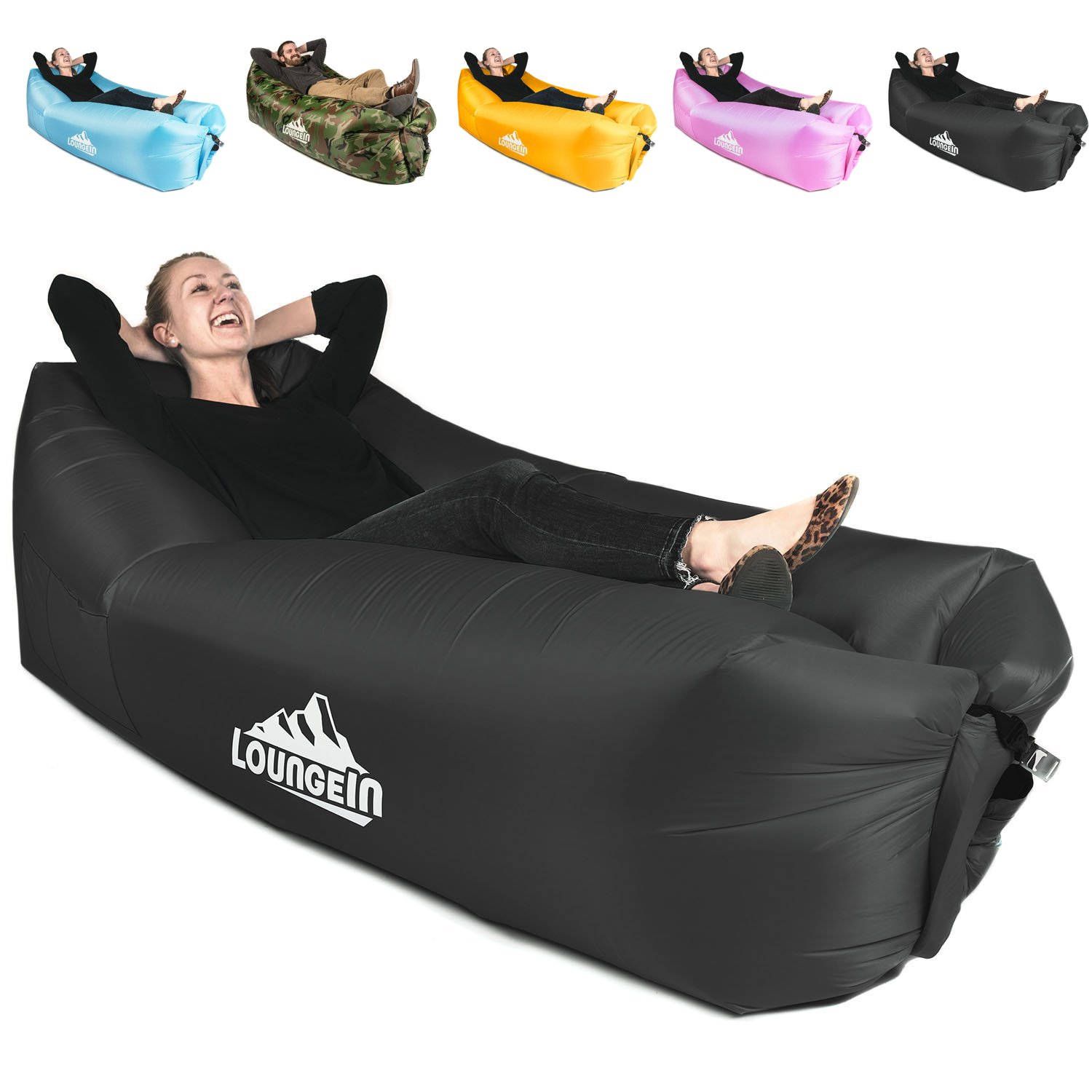 KyRush It Inflatable Lounger