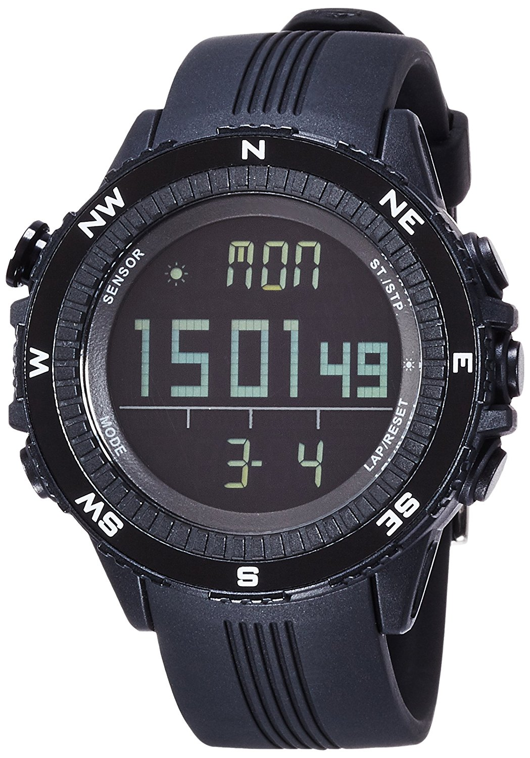 Top 10 Best Hiking Watches Under 100 Dollars in 2020 Reviews 7