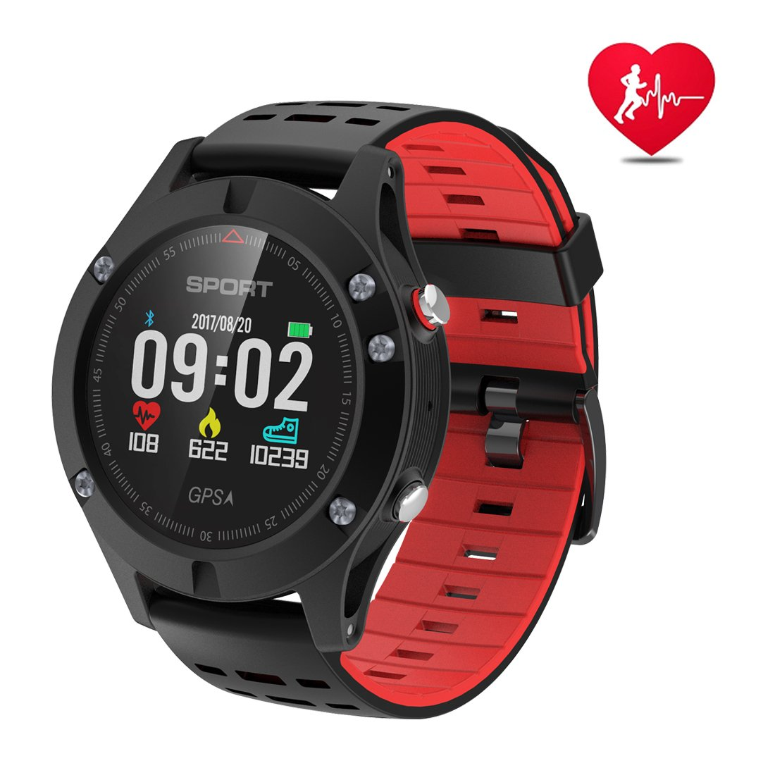 Top 10 Best Hiking Watches Under 100 Dollars in 2020 Reviews 9