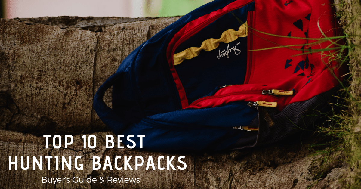 Top 10 best hunting packs-min