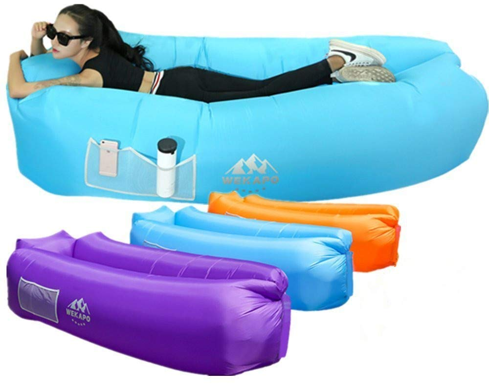 Top 10 Best Inflatable Lounger For Camping 2021 Reviews 1