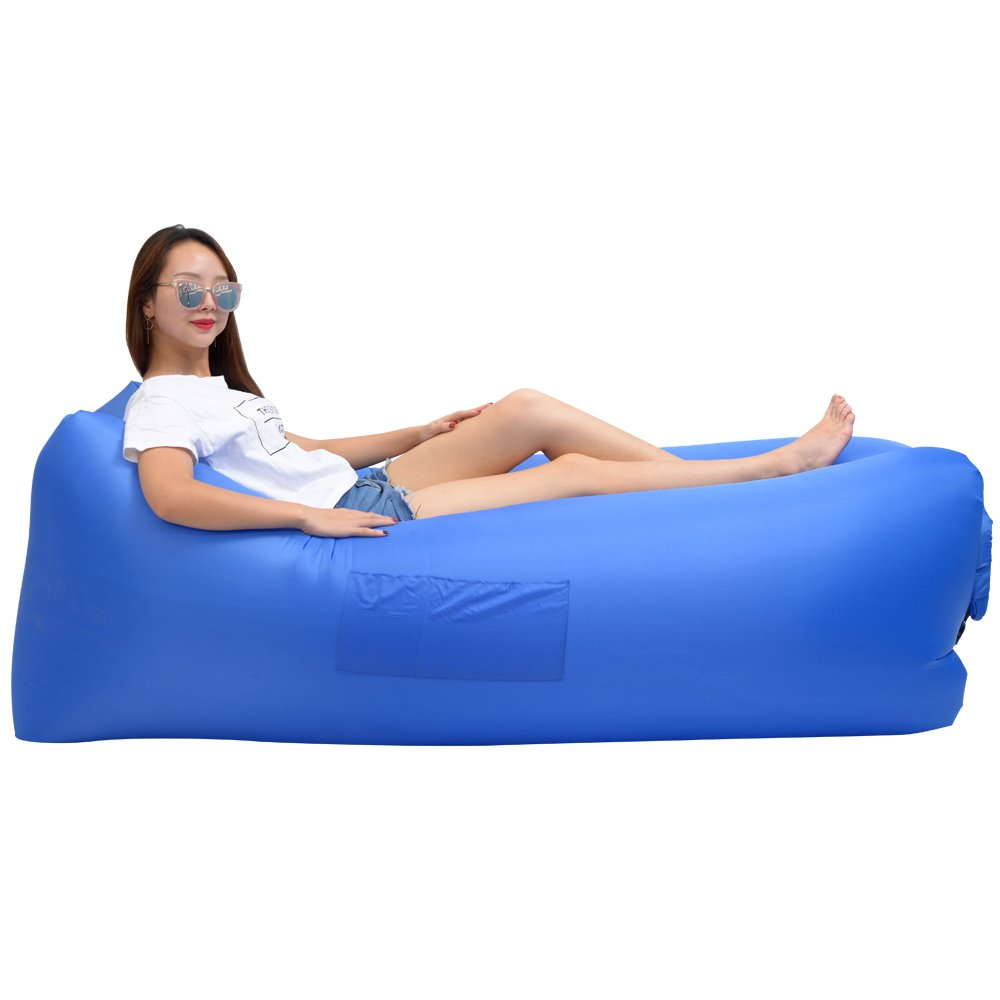 Top 10 Best Inflatable Lounger For Camping 2021 Reviews 9
