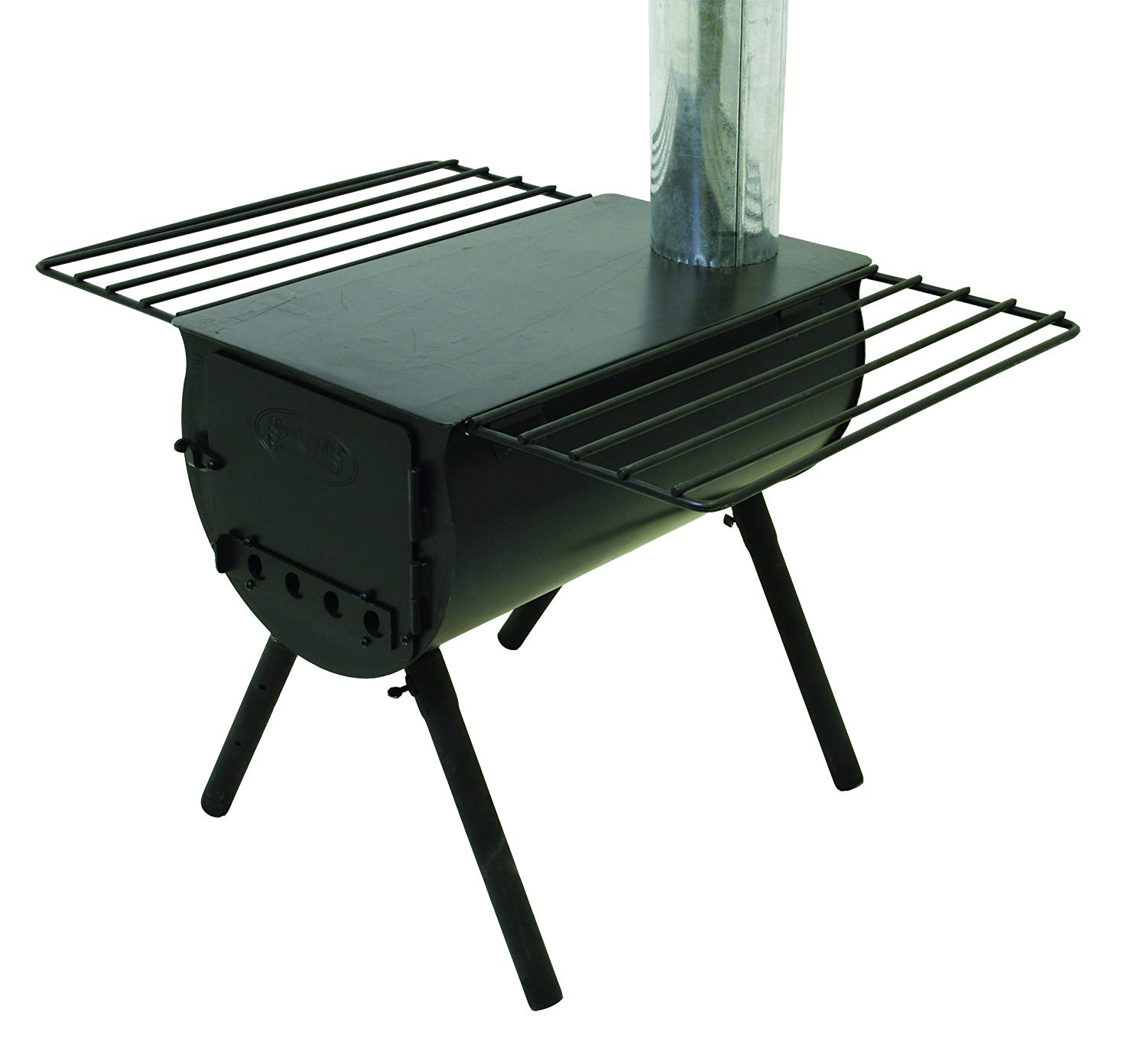 Camp Chef Alpine CS14 Heavy Duty Cylinder Tent Cabin Stove
