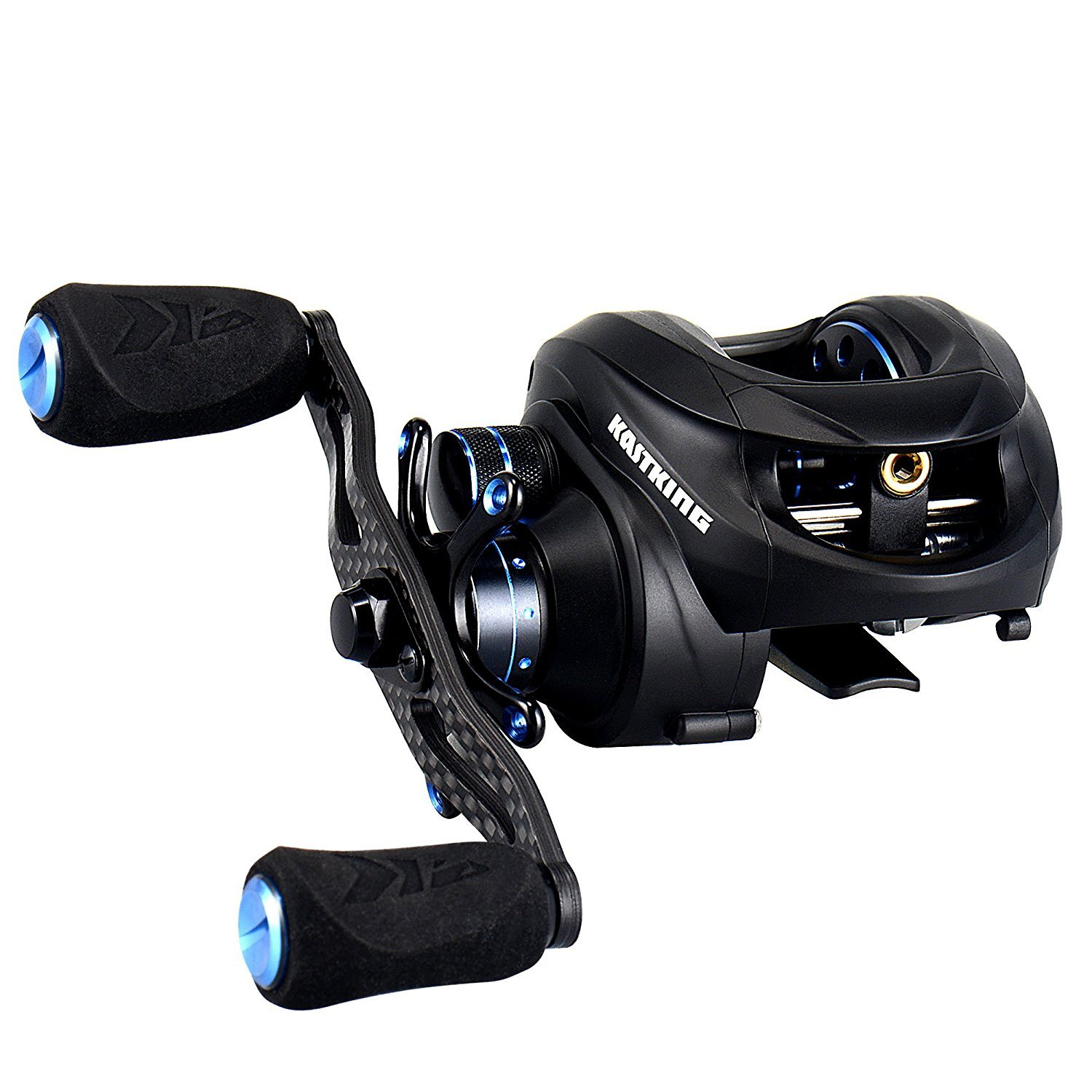 KastKing New Assassin Carbon Baitcasting Reel