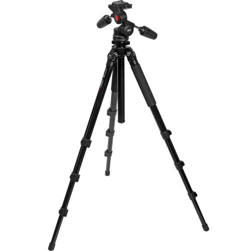 Best Lightweight Tripod For Backpacking, Hunting & Hiking 2021 Reviews 3