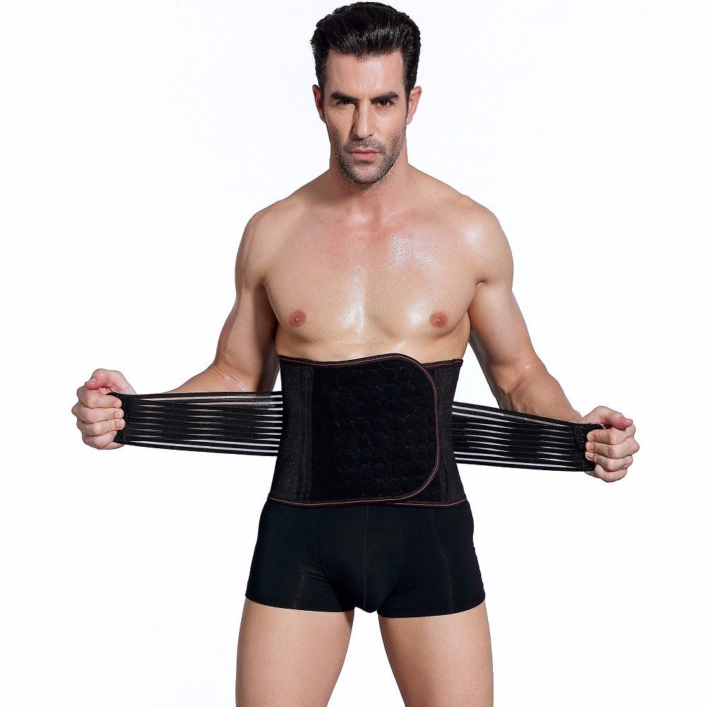 Holisouse Stabilizing Lower Back Brace Lumbar Support Belt