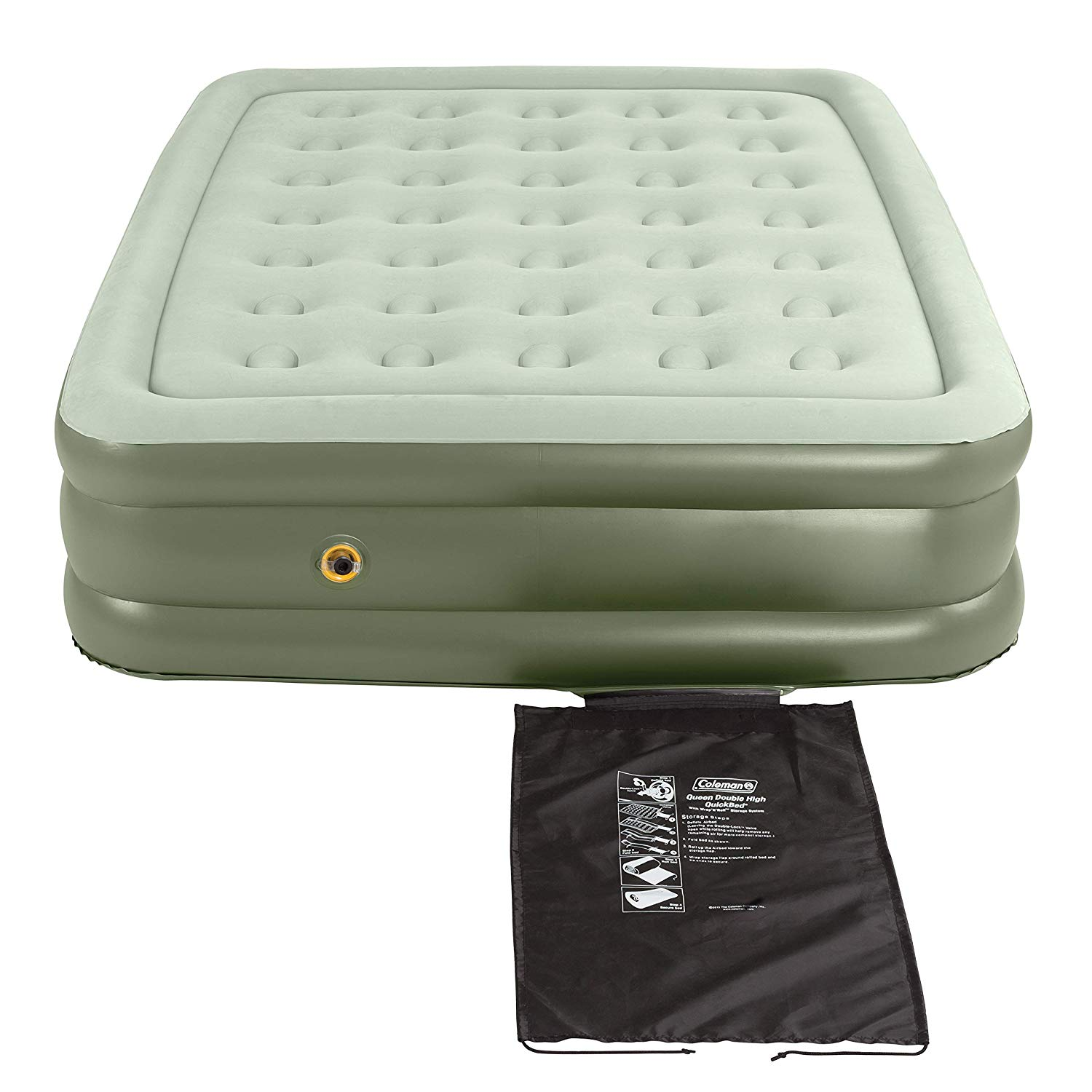 Top 10 Best Camping Mattress For Bad Back 2020 [Camping Bed] 9