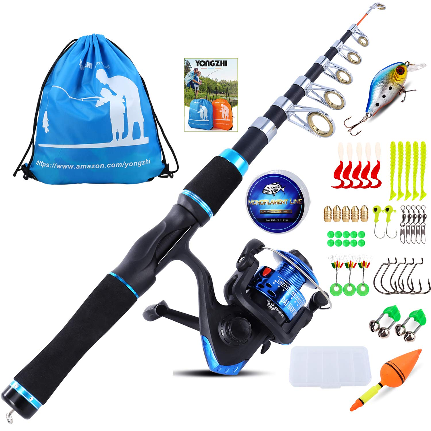 Top 10 Best Kids Fishing Poles 2020 Reviews & Buyer's Guide 5
