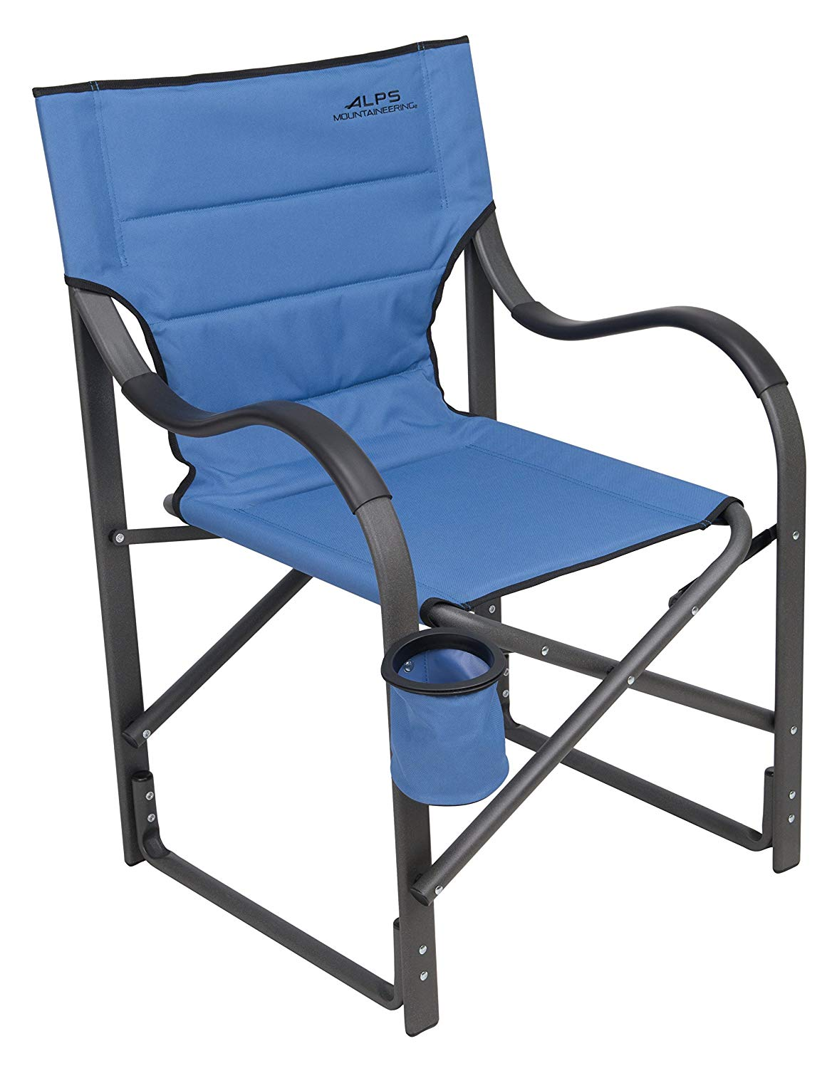 ALPS Mountaineering Camp Chair, Steel Blue