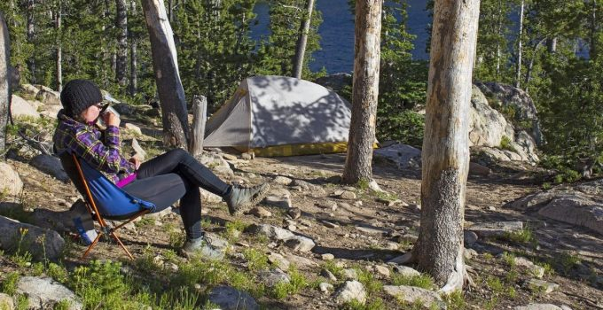 best camping chairs for bad back