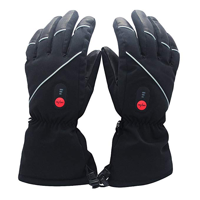 Best Heated Gloves In 2021 Reviews (For Both Man & Woman) 4