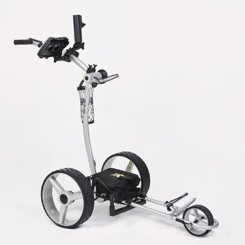 Top 10 Best Electric Golf Push Carts In 2021 Reviews 4