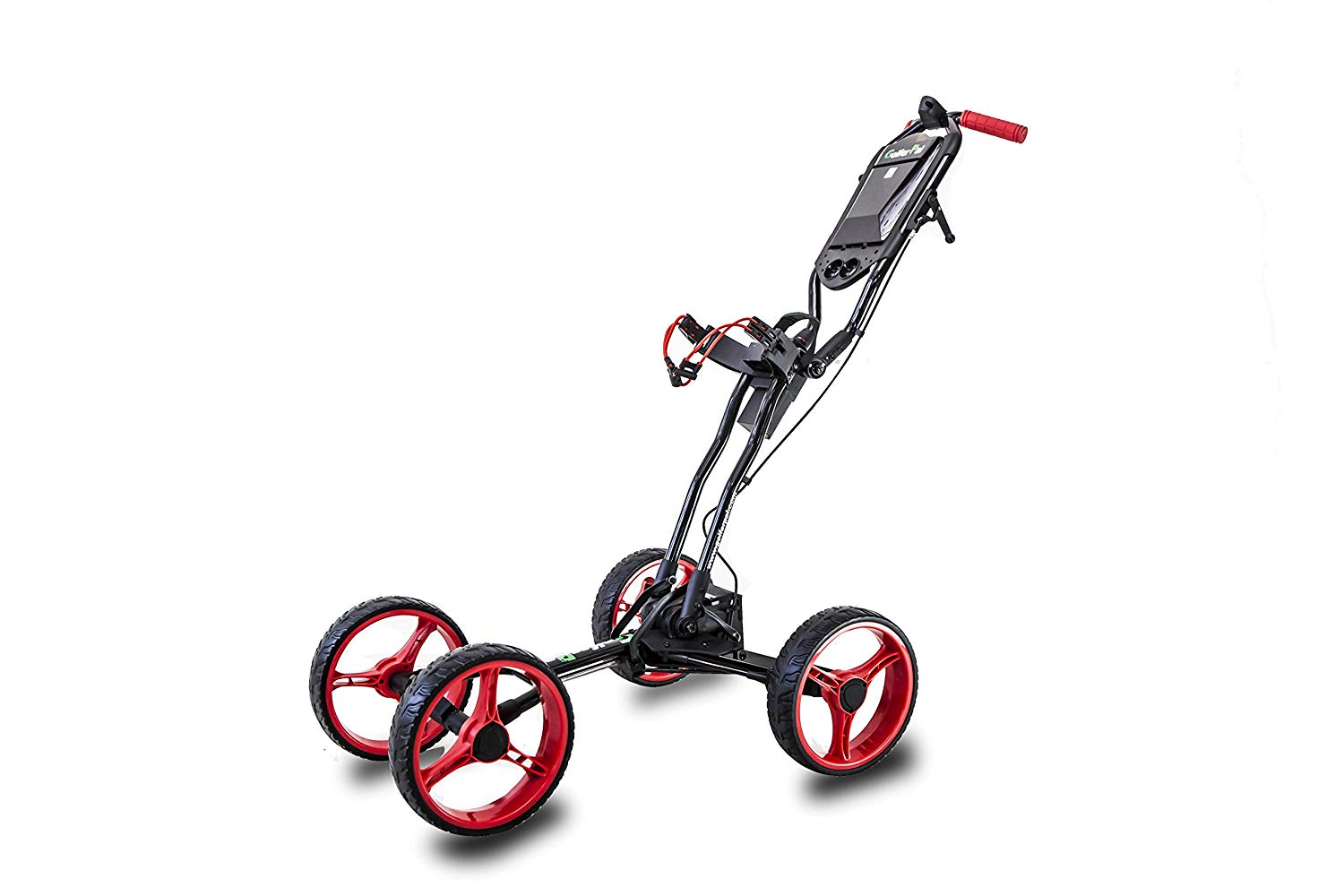 GolferPal EasyPal Electric Auto-Folding,Unfolding Golf Push Cart