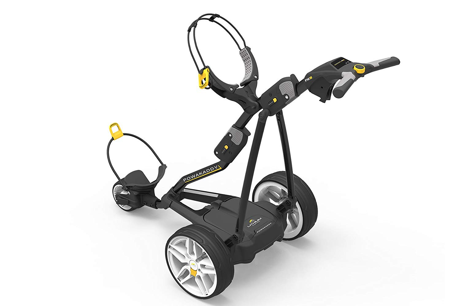 Top 10 Best Electric Golf Push Carts In 2021 Reviews 8