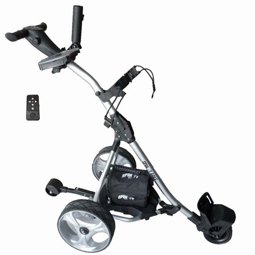 Top 10 Best Electric Golf Push Carts In 2021 Reviews 5