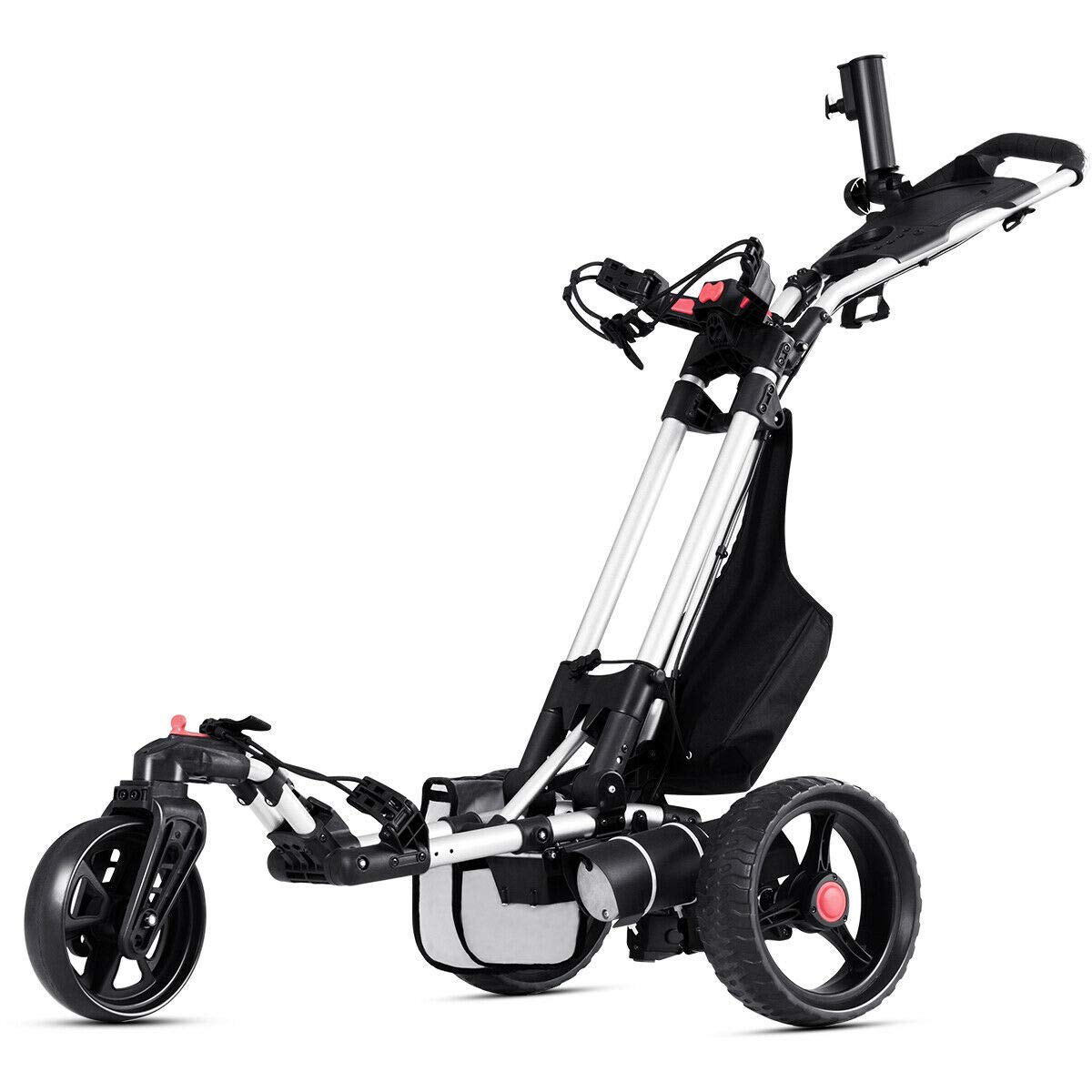 Tangkula Electric Golf Push Cart