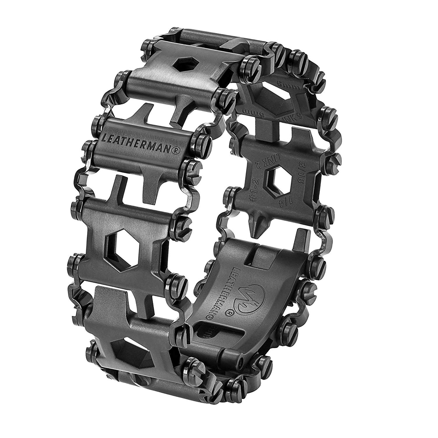LEATHERMAN - Tread Bracelet, The Original Travel Friendly Wearable Multitool