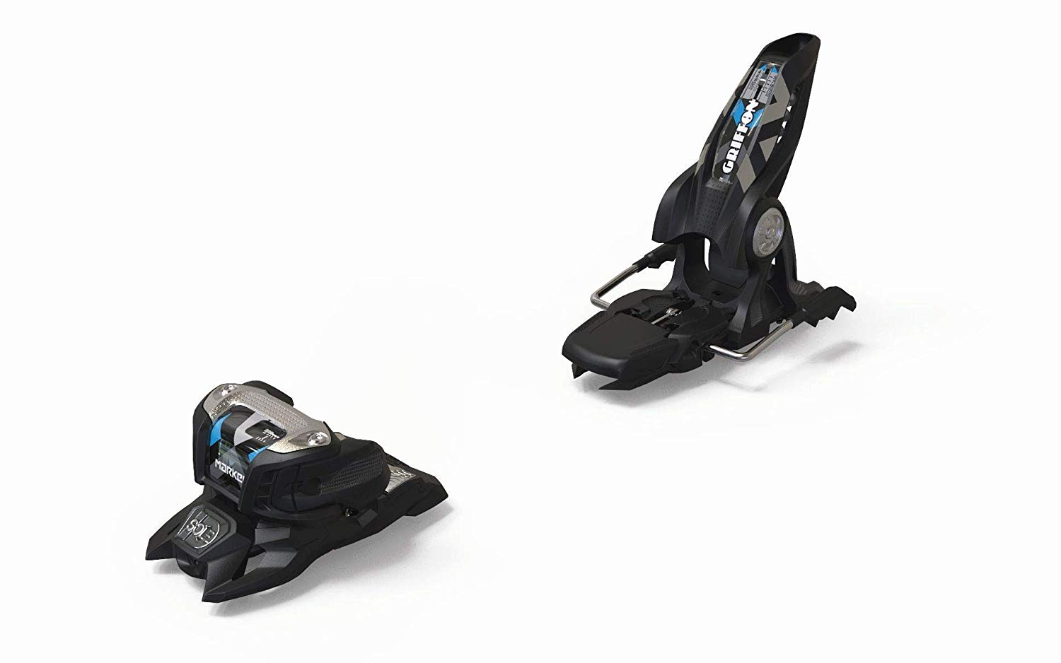 Top 10 Best Ski Bindings Reviews For All Mountains 2021 4