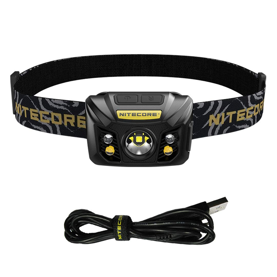 NITECORE NU32 550 Lumen LED Rechargeable Headlamp