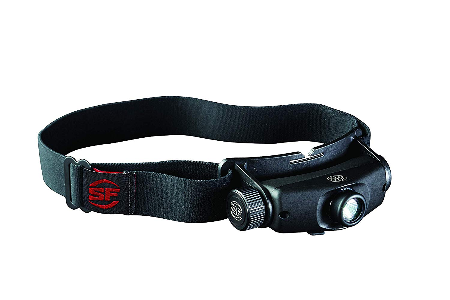 SureFire HS3-A-BK Maximus Rechargeable Variable-Output LED Headlamp