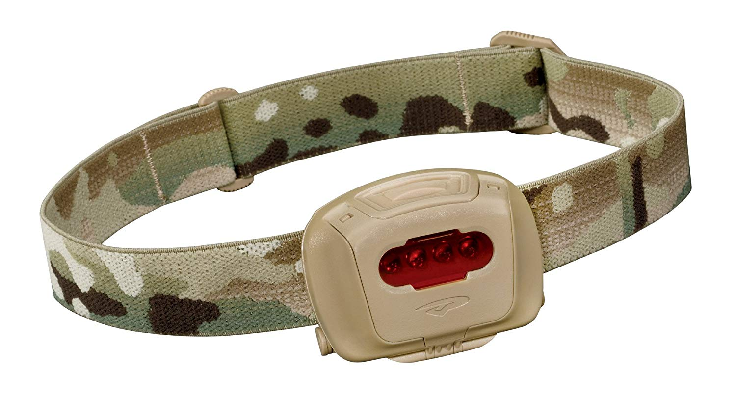 Tactical Quad Multicam Headlamp