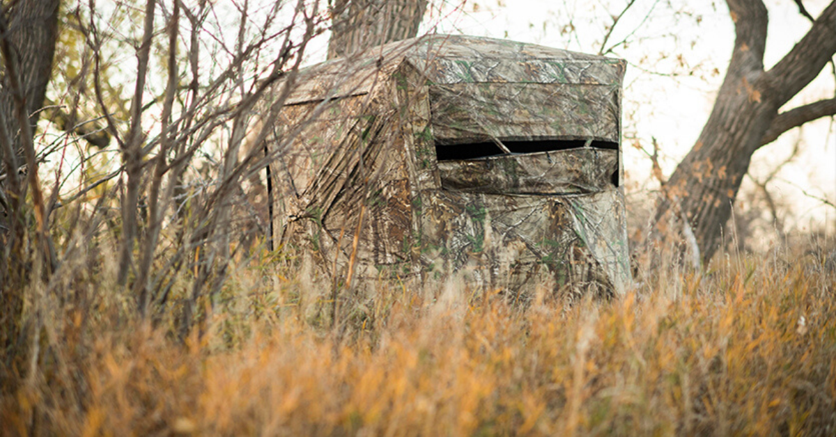 Top 10 Best Hunting Blinds For The Money 2021 Reviews