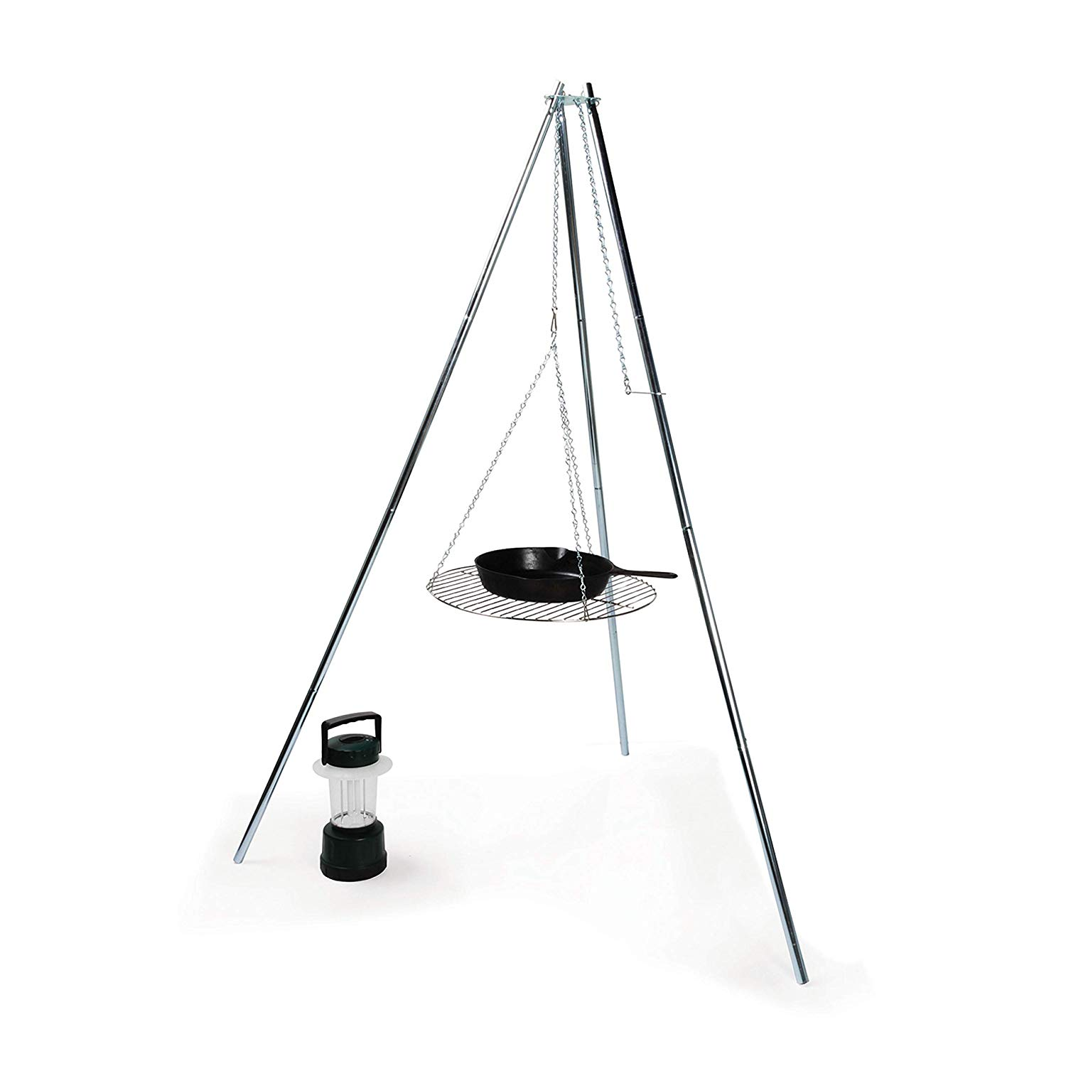 Top 10 Best Campfire Tripods For Camping 2021 Reviews 6