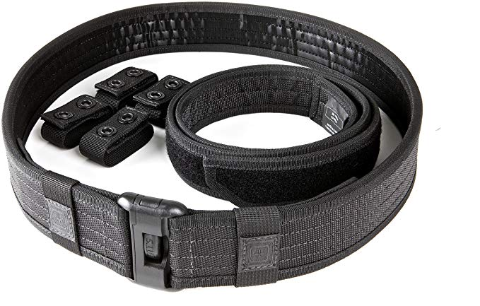 5.11 Tactical Men's 1.63-Inch Nylon Sierra Bravo Duty Belt