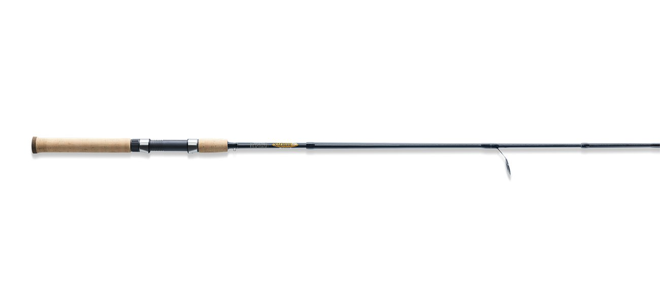 St. Croix Triumph 6.6ft MF 4pc Travel Spinning Rod (TRS66MF4)