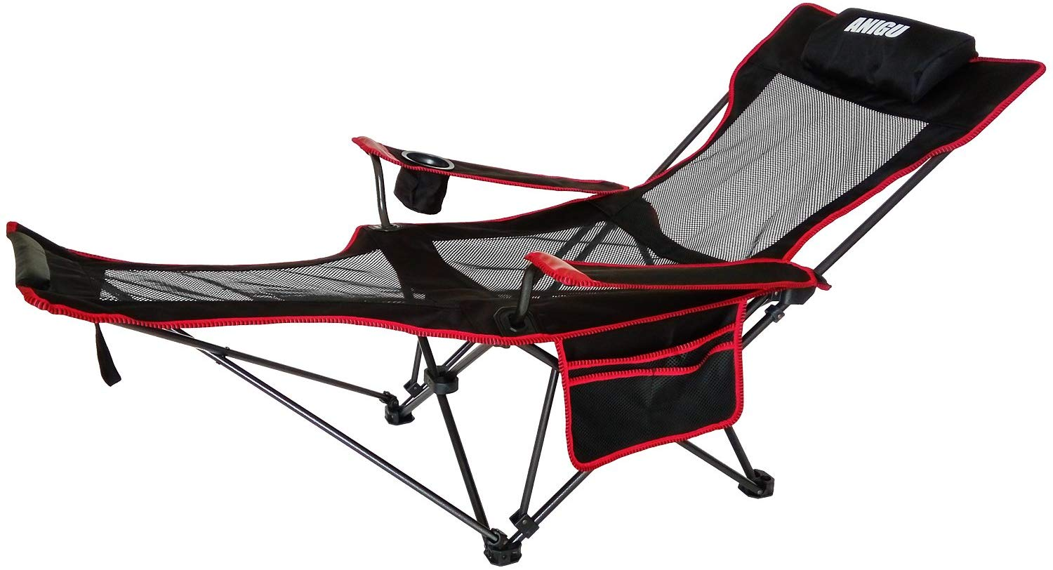 Top 10 Best Reclining Camping Chairs 2021 Reviews 8