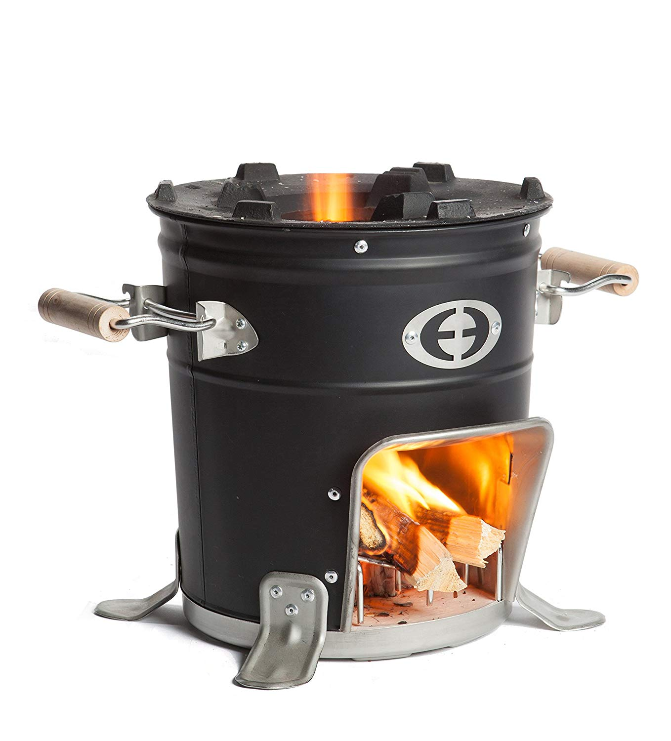 Best Rocket Stoves For Camping & Survival Enthusiasts Review 4