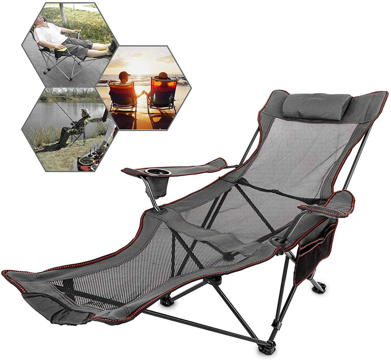 Top 10 Best Reclining Camping Chairs 2021 Reviews 2