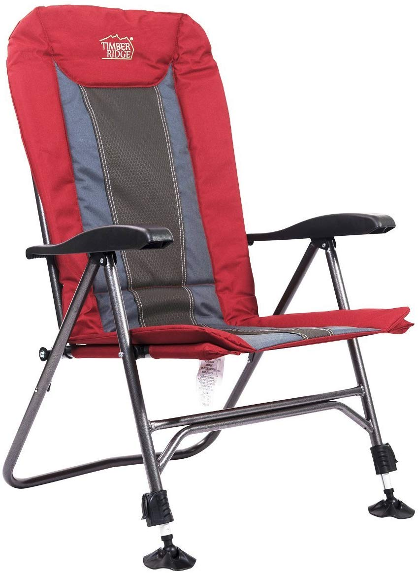 Top 10 Best Reclining Camping Chairs 2021 Reviews 10