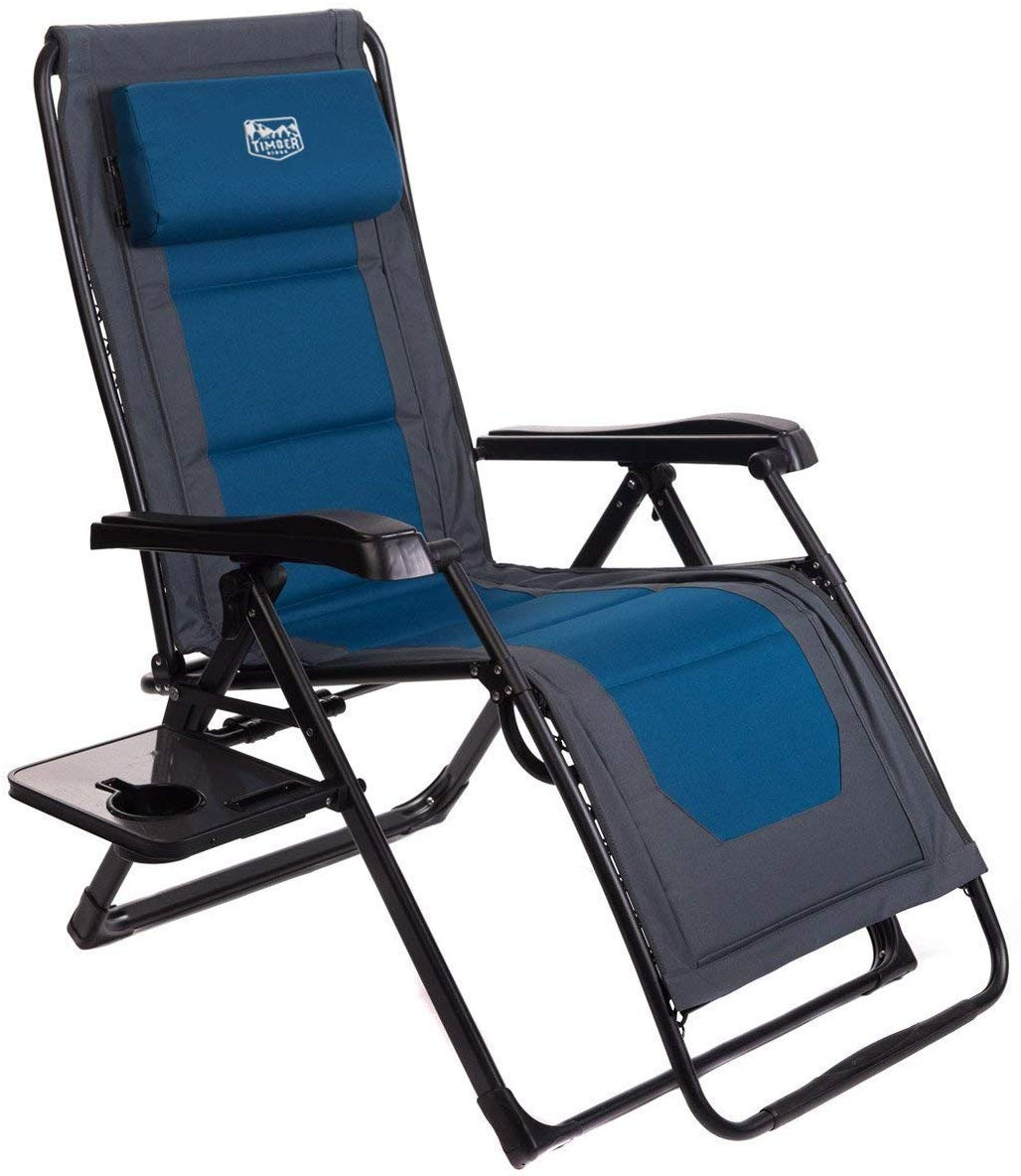 Top 10 Best Reclining Camping Chairs 2021 Reviews 3