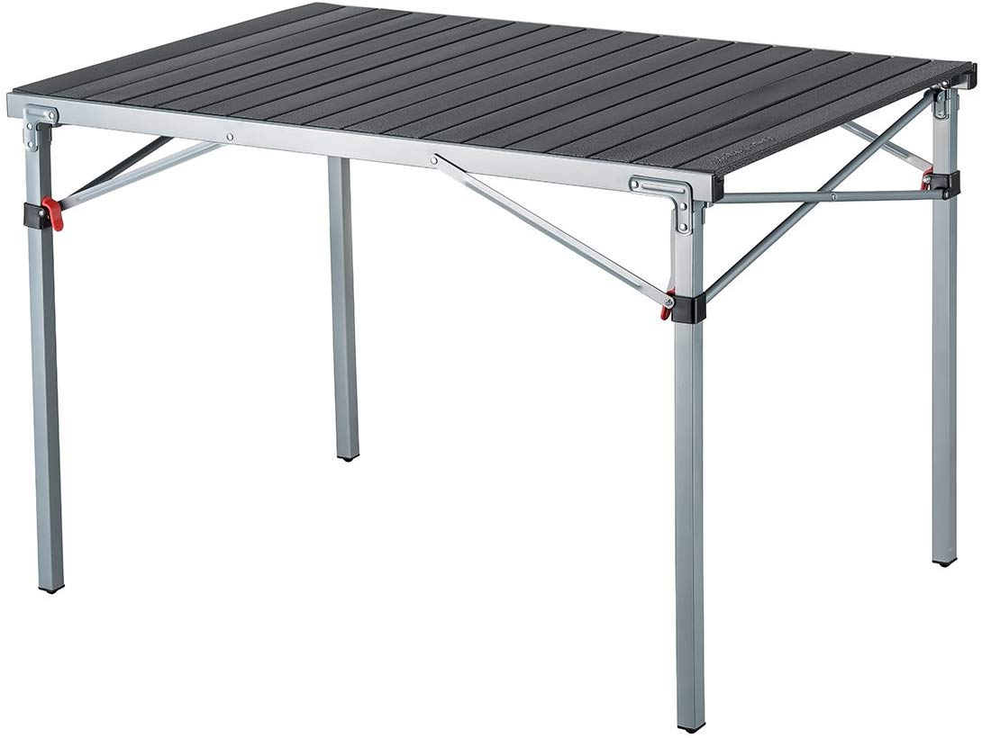 KingCamp Steel Frame Fold Camp Table