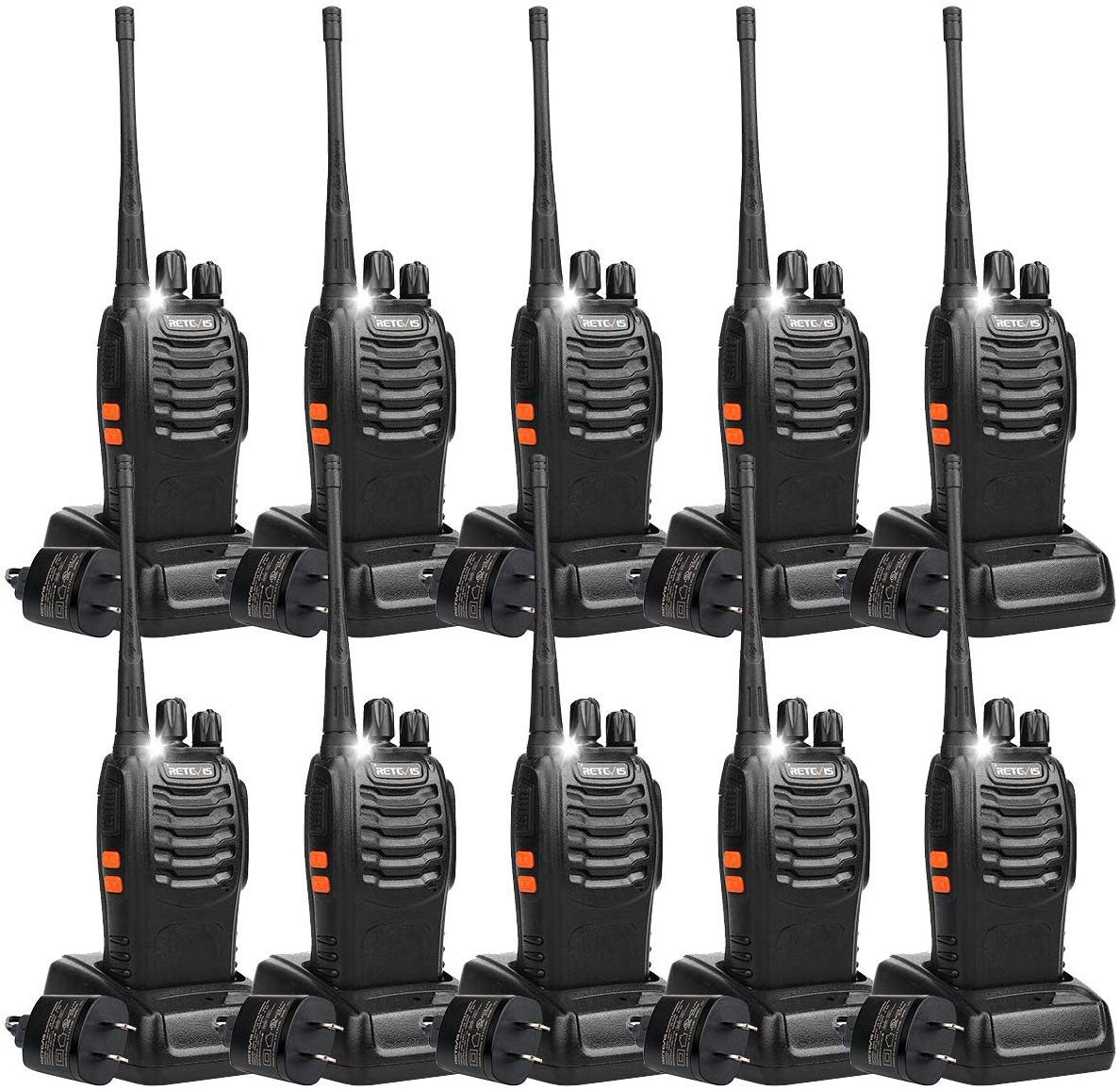 Retevis H-777 2 Way Radios Walkie Talkie