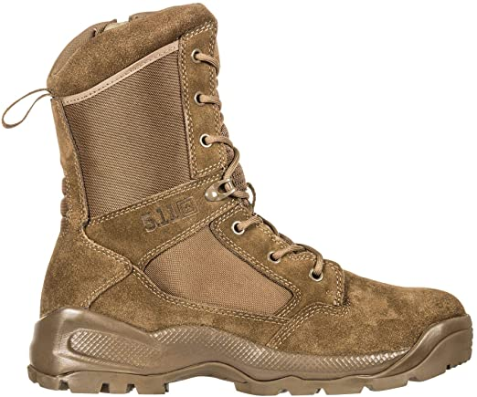 5.11 Men's ATAC 2.0 8 Tactical Side Zip Military Boot
