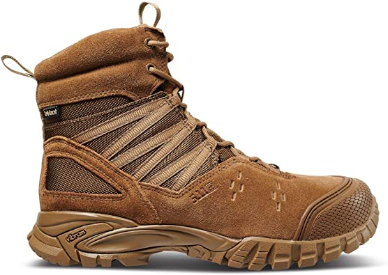 5.11 Tactical Men's Union Waterproof 6-Inch Work Boots