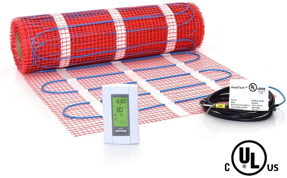 Top 10 Best Radiant Floor Heaters 7